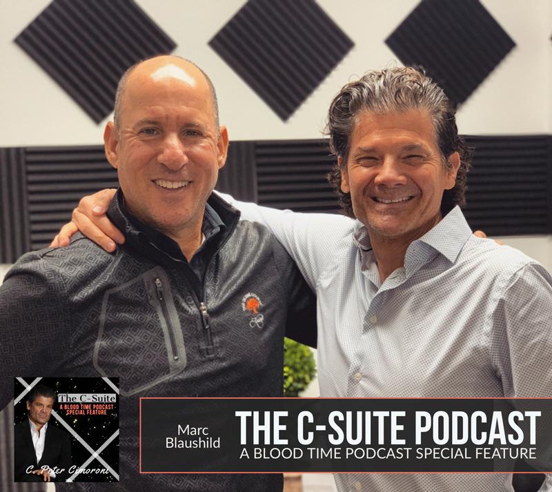 Marc Blaushild The C-Suite Podcast